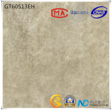 600X600 Tegel van de Vloer van Absorptie 1-3% van het Lichaam van het Bouwmateriaal de Ceramische Witte (GT60513) met ISO9001 & ISO14000