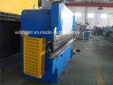Machine à cintrer de plaque métallique en acier hydraulique puissante