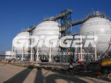 LPG Spherical Tankのための球形のTank Plates