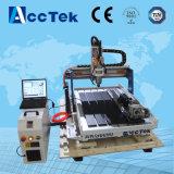 Máquina de grabado de escritorio del CNC de la calidad de la venta estupenda de la tapa Akg6090