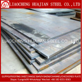 Placa de aço suave laminada a alta temperatura de carbono Q235 com ISO9001