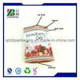 Plastikrückseitige Dichtungs-verpackenbeutel für Kartoffelchip-Imbisse