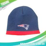 Bicolor акриловый Unisex связанный Beanie шлема зимы теплый (011)