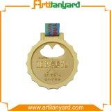Medaglia del metallo di disegno del cliente di promozione
