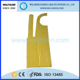 Highly Used Disposable LDPE Kitchen Apron