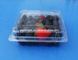Bandeja de empaquetado material plástica de la categoría alimenticia de animal doméstico del envase del acondicionamiento de los alimentos 170 gramos