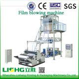 Máquina que sopla de la película plástica de la marca de fábrica de Lisheng