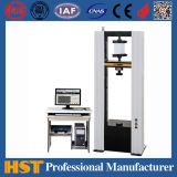 máquina de prueba extensible material electrónica del indicador digital 100kn