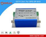 Dispositivo coaxial do protetor de impulso do sinal da fábrica 220V/12V de China para DVR, Cvr, antena de Televison