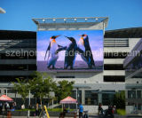 Advertizing P10 LED Billboard를 위한 디지털 Display Full Color LED Module