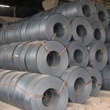 Bobina laminada a alta temperatura refinada do aço de carbono (0.4mm-3.0mm SS400), tira de aço