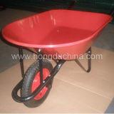 Wheelbarrow resistente da única roda da alta qualidade