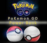 2016 горячее продавая Ot продавая шарик силы крена 12000mAh 2-ого Pokemon силы Pokemon метки частного назначения миниый