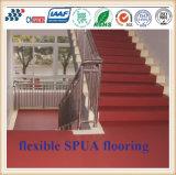 Material flexible del suelo de Spua del edificio y de la construcción con la impermeabilización de Membrance