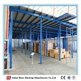 2016년 난징 중국 최신 판매 저장 중이층 강철 건축