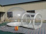 Ясно Надувные Отдых Lawn Bubble Палатка