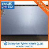 Folha geada transparente personalizada do PVC para preços da impressão Offset