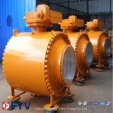 Class 900 Trunnion Gear Operation Ball Valve