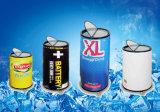 Refrigerador de festa de refrigerador de barril de 65L para refrigerador de lata de garrafas