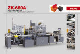 Gift Box / chaussures machine Ligne (ZK-660A)