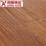 suelo laminado de madera verdadero impermeable de la superficie de la textura de 8m m (U-Surco) (AS0002-4)