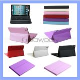 für iPad Air/iPad 5 Leather Fall Stand mit Bluetooth Keyboard