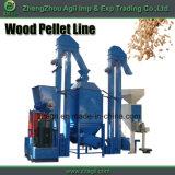 緑エネルギーペレタイジングを施す機械生物量の完全な木製の餌の生産ライン