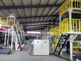 Saco Chzd-SZ três de dobramento que faz a máquina