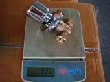"""1/2"""" Brass oculto Válvula de cierre criogénico válvula de globo (ZS1502)"""
