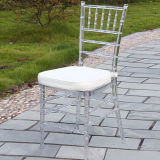 KristallChiavari Chair mit Soft Pad