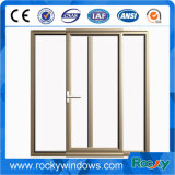 O preço novo da parte inferior do estilo projeta a porta deslizante de alumínio da ruptura térmica Multifunction