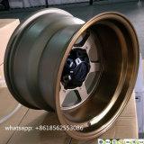 Оправы колеса колеса Китая 15*10j 6*139.7PCD SUV 4*4 Offroad