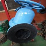 Kleppen van het Diafragma van de Klem van het roestvrij staal de Pneumatische Sanitaire