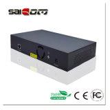 Van Saicom (SCRG2-20403M) de drager-Rang 1000Mbps Intelligente Optische Schakelaar 3GX+4GE voor IP Camera