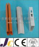 Perfil de alumínio revestido da extrusão do vário pó (JC-W-10017)