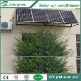 12000BTU acondicionador de aire solar, acondicionador de aire solar del 100%, aire acondicionado solar