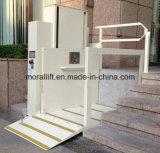 Цена подъема лифта вертикальной малой домашней лестницы взбираясь