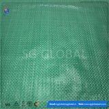 Sacs d'emballage tissés vert PP pour semences herbeuses