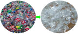 Lijn van de Was van het Recycling van het afval de Plastic