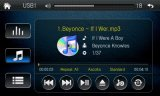 Hyundai IX35에서 GPS 항해 체계 차 DVD 플레이어
