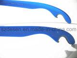 Óculos de sol personalizados relativos à promoção do abridor de frasco de UVA/UVB Protaction