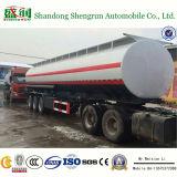 Eixo 3 50000 do depósito de gasolina do óleo de Tnak litros de reboque Semi