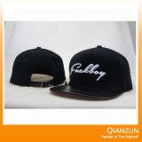 Nuovo ricamo 3D 6 cappelli di Snapback del comitato