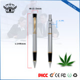 Crayon lecteur électronique en verre de vaporisateur de la Chine de cigarette de seule de croisement vente en gros de modèle