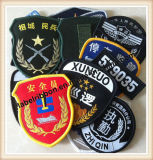 Entrega rápida OEM Garment Brand Badge (WL104)