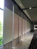 훈련소 교실 기능 룸 또는 외침 센터를 위한 칸막이벽을 미끄러지기