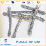 Легкое Dispersion Twisted Bundle PP Fiber 54mm