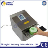 Plastic Jars Date Batch Printing를 위한 Cycjet Alt390 Portable Inkjet Printer