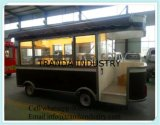 Show Room Food Car Drink Mobile Cart