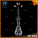 Cachimbo de água da alta qualidade da tubulação de Wate do fumo de Shisha do ofício do frasco de vidro